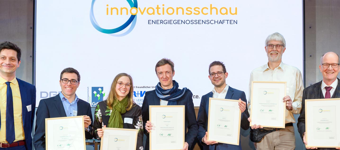 Innovationsschau e-Carsharing in Berlin