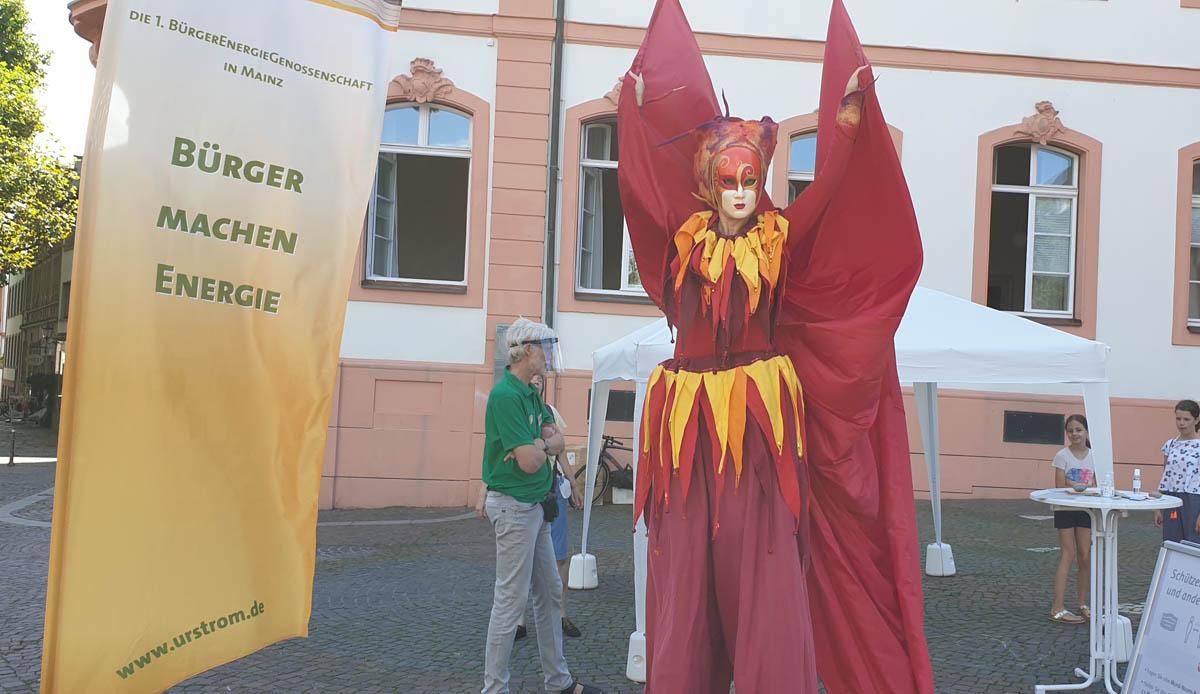 Mainz bundesweit Vorreiter bei e-Carsharing in Bürgerhand