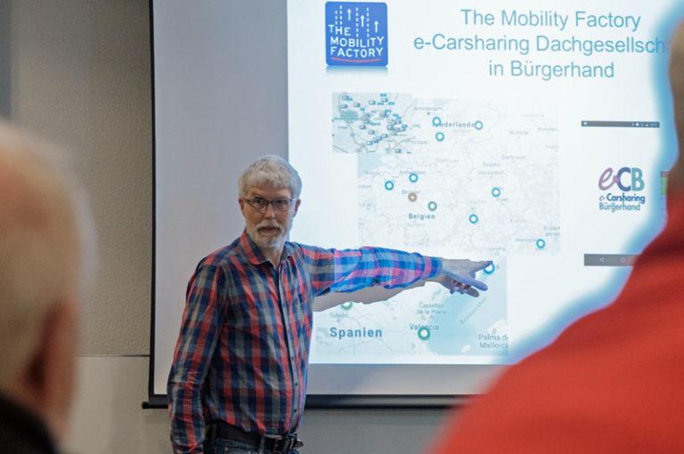 vhs Online-Seminar für Multiplikatoren: Mobilitätswende und Klimaschutz